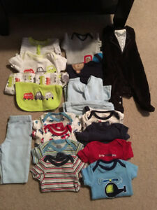 Clothing - New Born