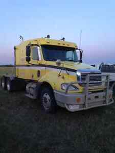 40,000 OBO 2003 Freightliner Columbia Oilfield Ready