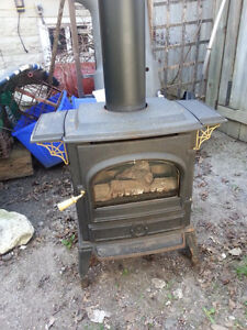 Gas Fired Stove