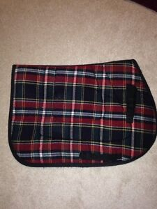 2 English saddle pads  Kawartha Lakes Peterborough Area image 2