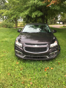2016 Cruze Limited for sale w snow tires in Clarington