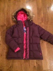 Manteau fille 8 ans - Burton