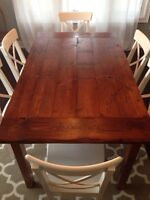 Harvest Table -new