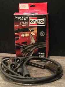 Cables d'allumage Champion