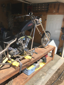 *PRICE DROP*    Chopper Project
