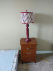 END TABLES  (Bed/Couch) -   Quantity:2