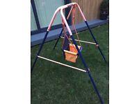 Baby/ toddler swing