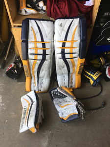 Hockey Goalie Equipment For Sale -  $1200 OBO