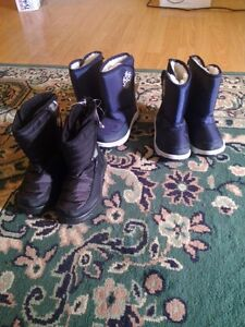 Winter  shoes brand new for sale size 6 and 9 Kingston Kingston Area image 1
