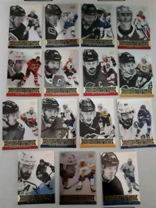 Carte de hockey Tim hortons à vendre