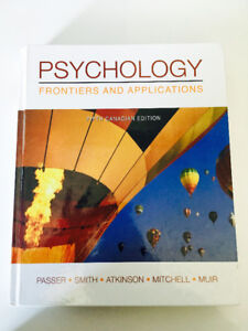 Psychology Frontiers and Application (5th Ed.)