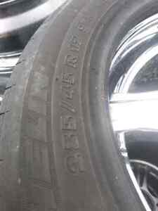 235/45/17 michelin tires