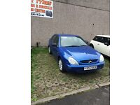 Citroen xsara 1.4 petrol breaking