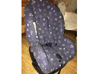 Mothercare child car seat age 0- 4 years toddler car seat booster seat