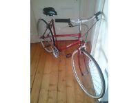Vintage Road Bike (Ladies) - Fully Restored!