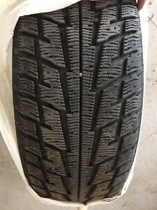 Winter tires 255/50/R19