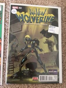 Kitty Pryde and Wolverine - 2 to 6 in 6 issue limited series London Ontario image 6