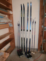Cross-country Skis & Boots