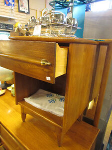 MID CENTURY MODERN ELM DRESSERS AND NIGHT TABLE Edmonton Edmonton Area image 6