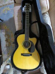 Martin 000-C Steve Miller Pegasus- Acoustic Guitar.
