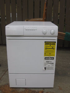 Stacking washer and dryer brand new Asko & GE