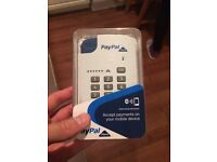 Paypal here card reader in good condition