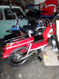 Peugeot 104 bike