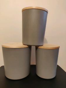 Kitchen Canister Storage (New Never Used)