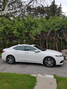 2016 Acura TLX Elite package 4 door  Sedan