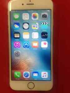 iPhone 6S 64 GB (Bell/Virgin) - Excellent Condition