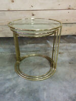 Nesting Tables (3 tables in total)