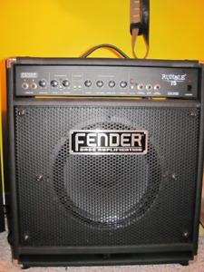 Fender Rumble 75 Bass Amp.