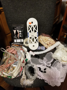 SEWING  SUPPLIES . . . .   LOT   F
