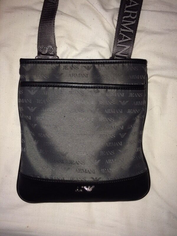 Armani man bag for sale | in Salford, Manchester | Gumtree