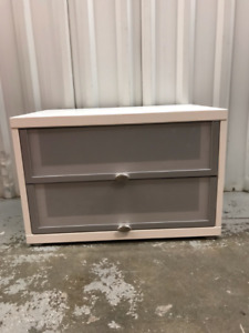 Compact Storage/File Cabinet (2)