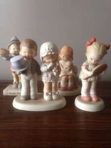 Memories of Yesterday Figurines