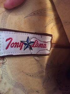 For sale Tony Lama cowboy boots !!!