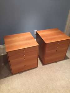 Molteni & C Bedside Drawers