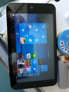 Windows 8 tablet for trade for 3ds + games