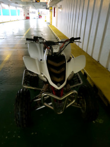 2004 RAPTOR 660 WITH PAPERS FOR TRADE