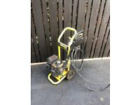 Karcher petrol power washer