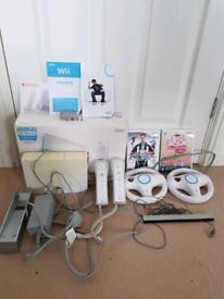 Original Wii Console bundle