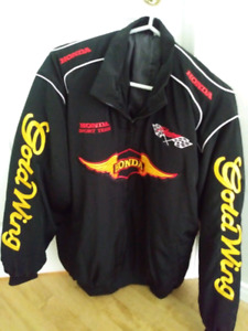Veste...manteau ...jacket honda goldwing