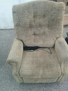 LIFT OUT CHAIR IN THE LATEST FABRIC SAGE GREEN
