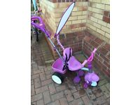 Little Tykes 4 in 1 Trike for girls