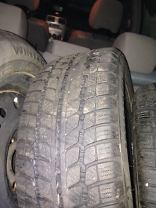 225 65 16 winter tires on rims