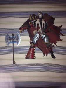 SPAWN action figures