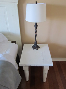Matching Bedside/End Tables