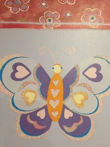 """Painting of Butterfly  20"""" x 20"""" Kitchener / Waterloo Kitchener Area image 2"""