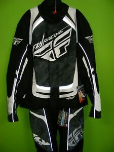 FLY Racing - SNX Jacket & Pants - Large at RE-GEAR